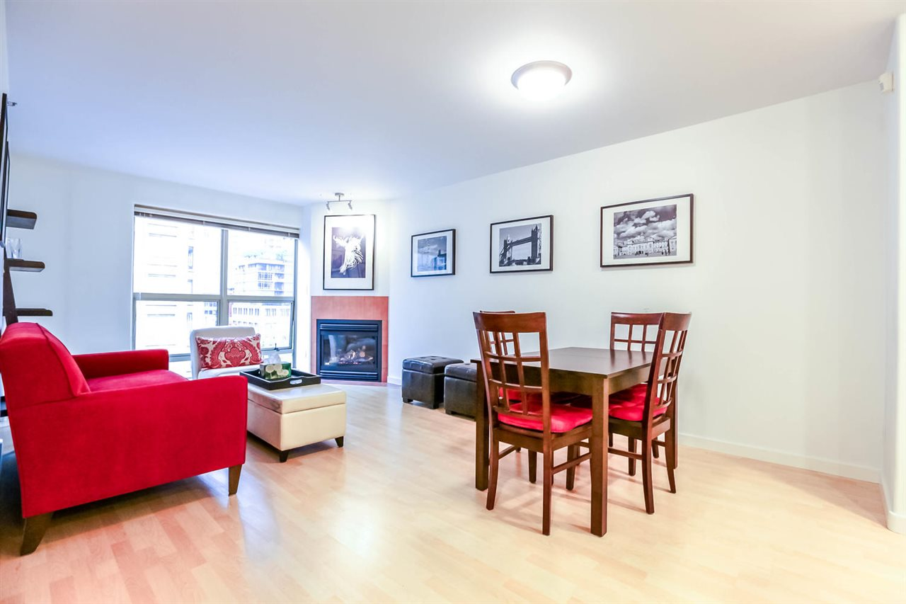 Photo 6: 808 819 HAMILTON STREET in Vancouver: Downtown VW Condo for sale (Vancouver West)  : MLS(r) # R2118682