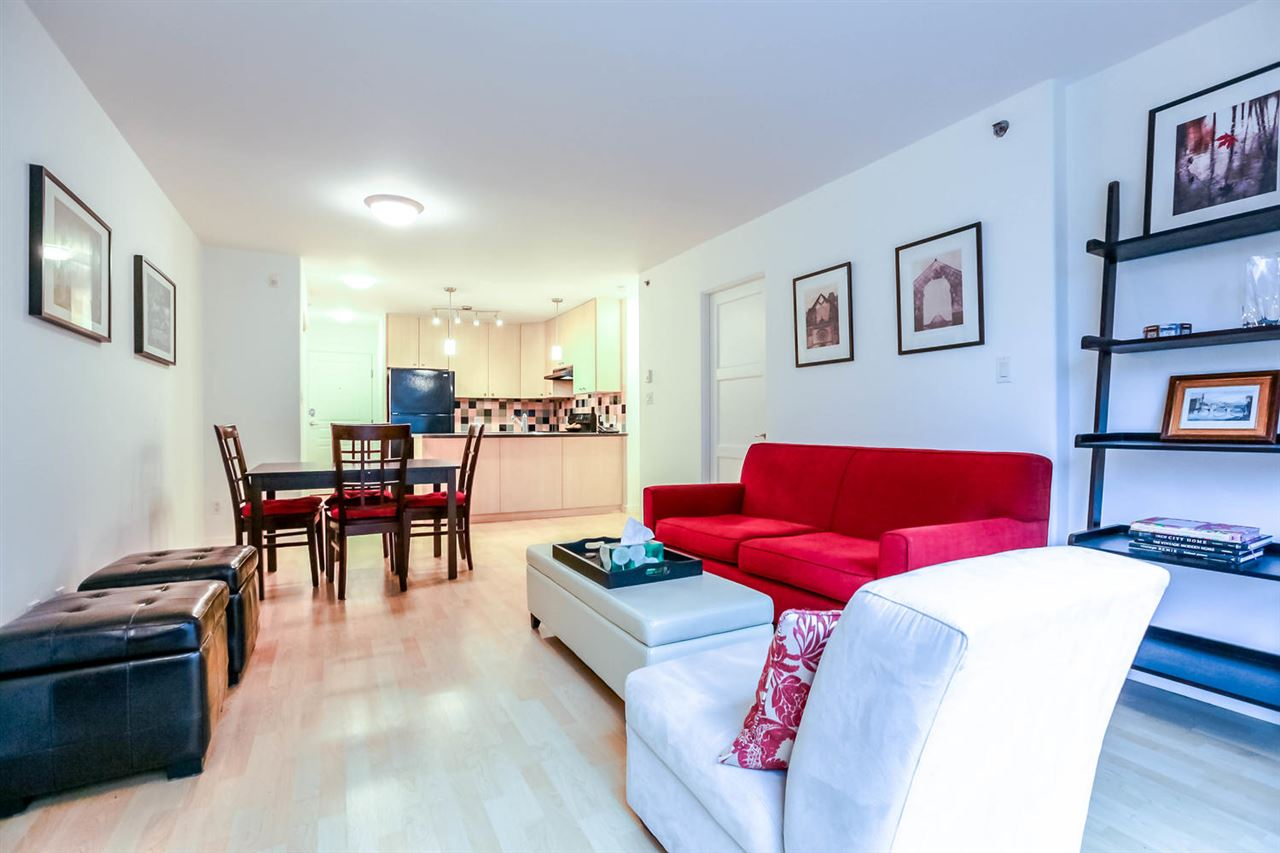 Photo 8: 808 819 HAMILTON STREET in Vancouver: Downtown VW Condo for sale (Vancouver West)  : MLS(r) # R2118682