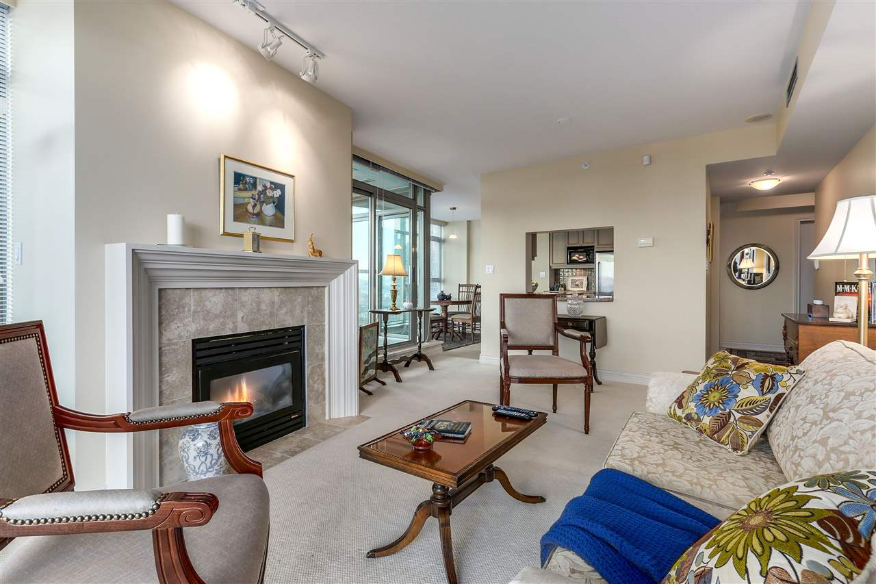Photo 4: 305 1680 BAYSHORE DRIVE in Vancouver: Coal Harbour Condo for sale (Vancouver West)  : MLS(r) # R2130956