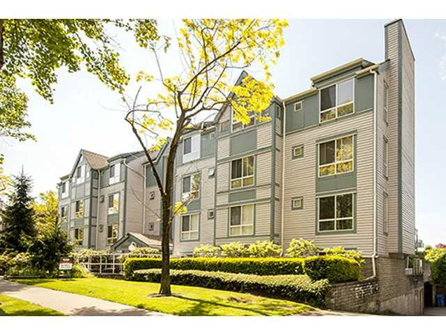 Main Photo: # 206 7465 SANDBORNE AV in Burnaby: South Slope Condo for sale (Burnaby South)  : MLS® # V1038275
