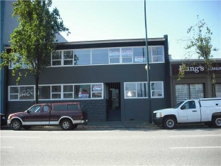 Main Photo: 22 E 2ND Avenue in Vancouver East: Mount Pleasant VE Commercial for sale : MLS(r) # V4041053