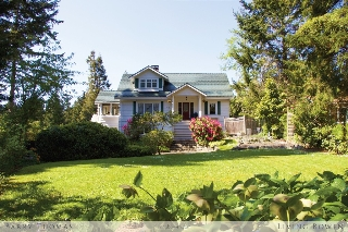 Main Photo: 1518 Whitesails Drive in Bowen Island: Tunstall Bay House for sale : MLS® # V1123414