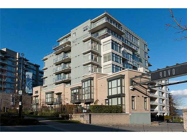 Main Photo: 803 9288 UNIVERSITY CRESCENT in Burnaby: Simon Fraser Univer. Condo for sale (Burnaby North)  : MLS®# V1074986