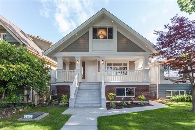 Main Photo: 2662 Eton Street in Vancouver: Hastings East House for sale (Vancouver East)  : MLS®# R2078769
