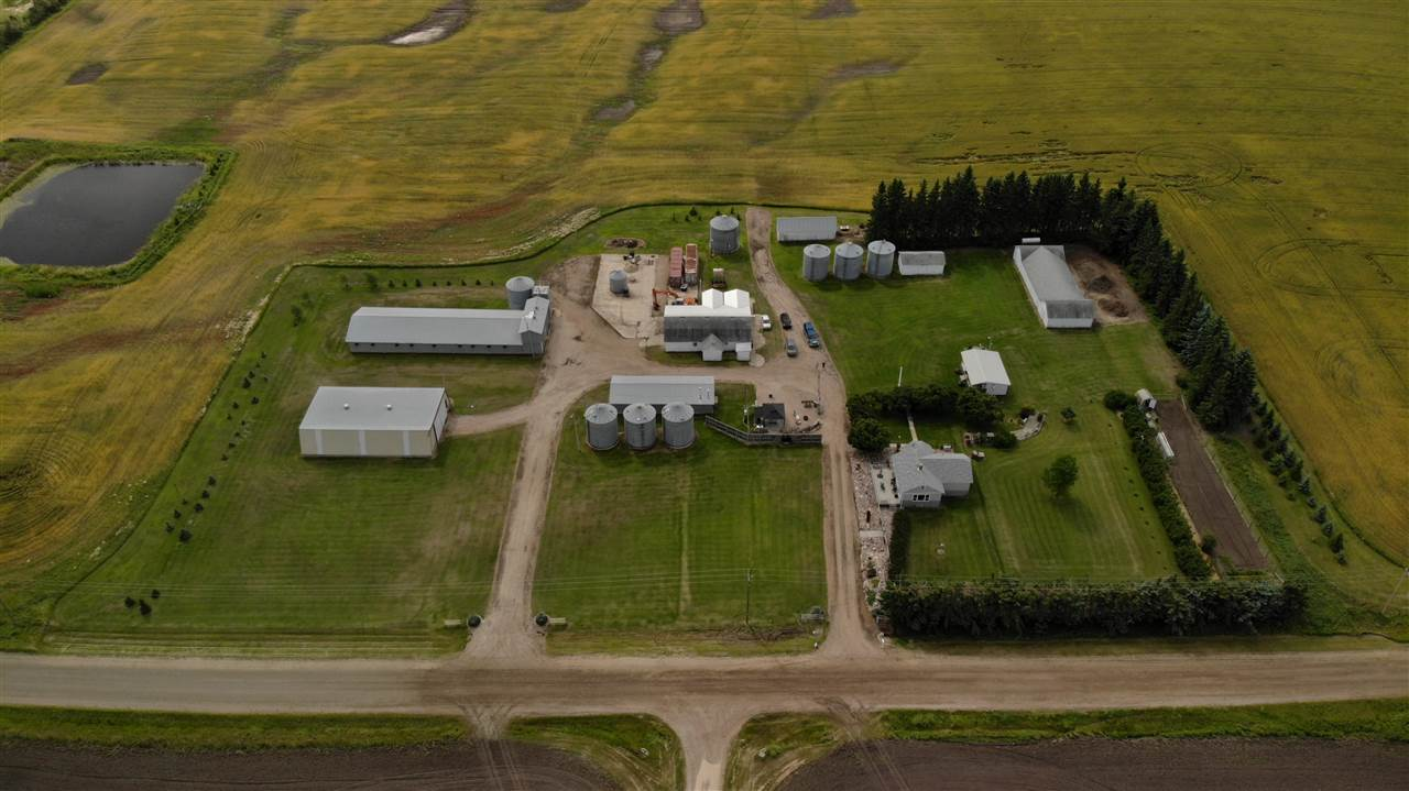 FEATURED LISTING: 26121 Twp Rd 562 Rural Sturgeon County