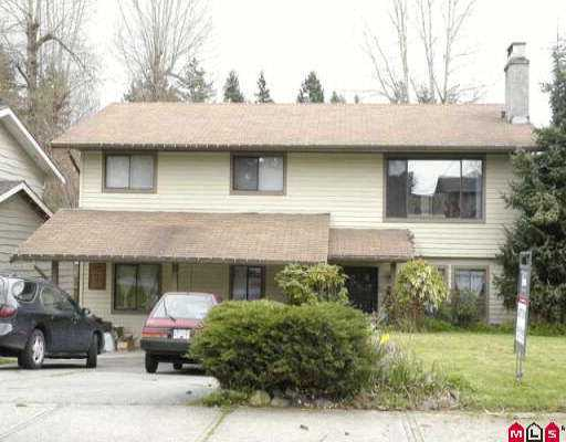 Main Photo: 2244 152A ST in White Rock: King George Corridor House for sale (South Surrey White Rock)  : MLS® # F2606383