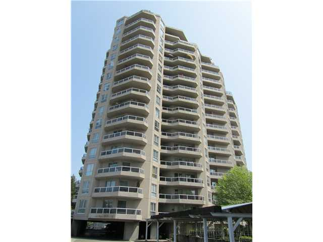 "Main Photo: 604 1185 QUAYSIDE Drive in New Westminster: Quay Condo for sale in ""THE RIVIERA"" : MLS(r) # V961261"