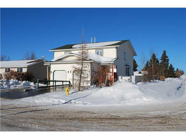 Main Photo: 9304 94TH Avenue in Fort St. John: Fort St. John - City SE House 1/2 Duplex for sale (Fort St. John (Zone 60))  : MLS® # N224424
