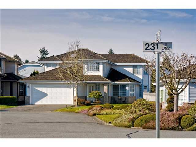 Main Photo: 12141 231ST ST in Maple Ridge: East Central House for sale : MLS®# V1026014