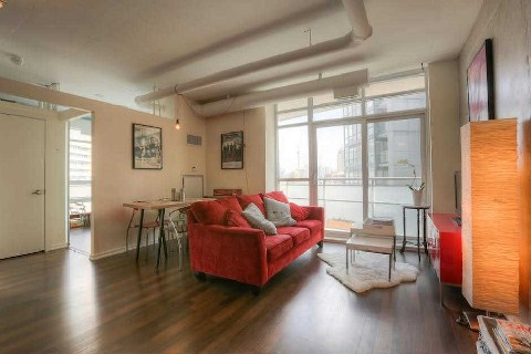 Photo 1: 38 Joe Shuster Way Unit #328 in Toronto: Niagara Condo for sale (Toronto C01)  : MLS® # C2840773