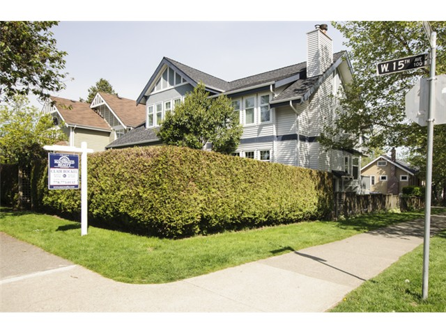 Main Photo: 103 W 15TH AV in Vancouver: Mount Pleasant VW Condo for sale (Vancouver West)  : MLS® # V1064867