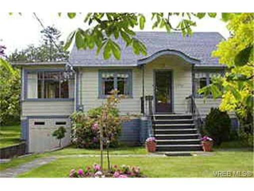 Main Photo: 2856 Colquitz Avenue in VICTORIA: SW Gorge Single Family Detached for sale (Saanich West)  : MLS® # 156421