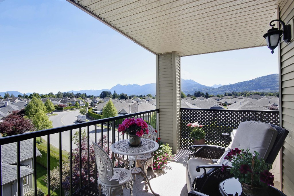 Photo 10: # 314 45769 STEVENSON RD in Sardis: Sardis East Vedder Rd Condo for sale : MLS® # H1401314