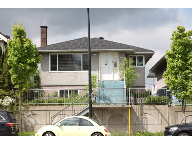 Main Photo: 2355 CLARK DR in Vancouver: Mount Pleasant VE House for sale (Vancouver East)  : MLS® # V1062180