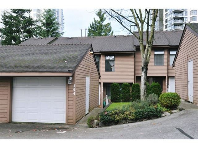 Main Photo: 464 Lehman Place in Port Moody: North Shore Pt Moody Townhouse  : MLS®# V1093243