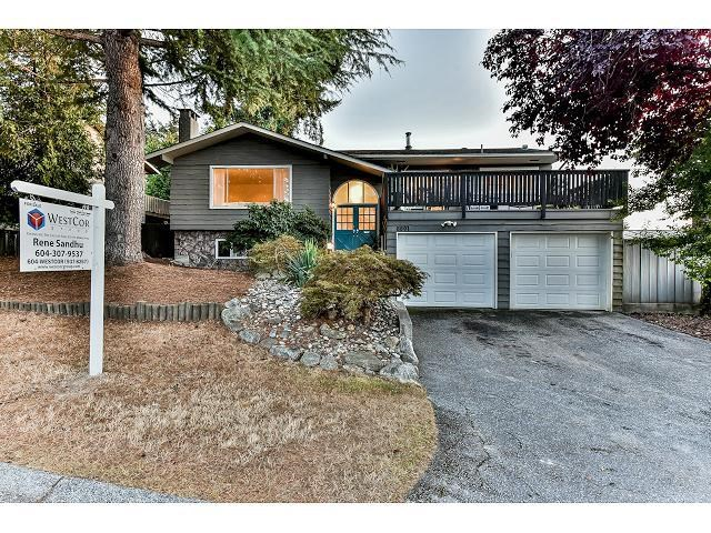 Main Photo: 8801 DELVISTA DR in Delta: Nordel House for sale (N. Delta)  : MLS® # F1448139