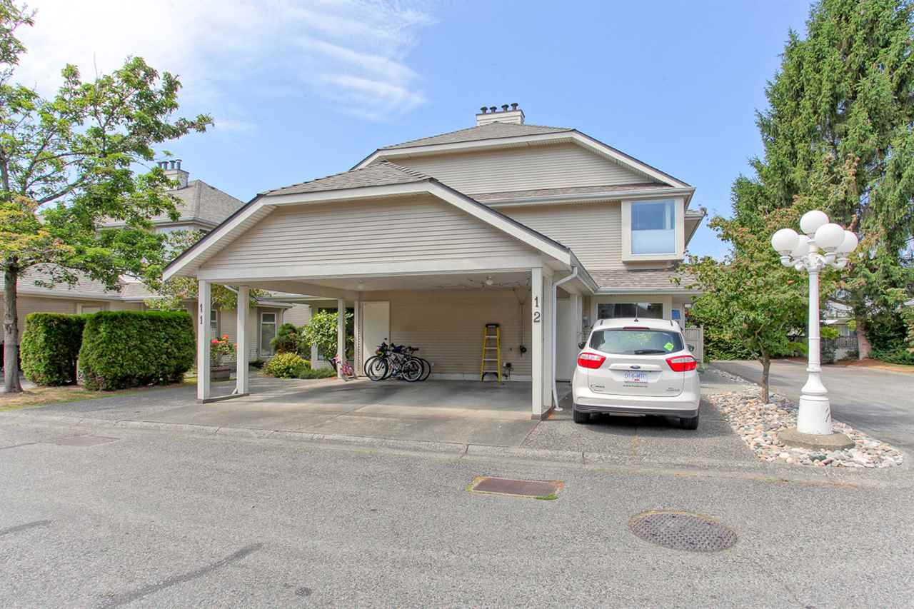 Photo 2: 12 4695 53 STREET in Delta: Delta Manor Townhouse for sale (Ladner)  : MLS® # R2091313