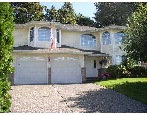 Main Photo: 12280 202ND ST in Maple Ridge: Northwest Maple Ridge House for sale : MLS® # V553552