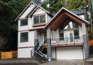 Main Photo: Garden Suite 3521 Forst Ave in Coquitlam: Burke Mountain House for rent