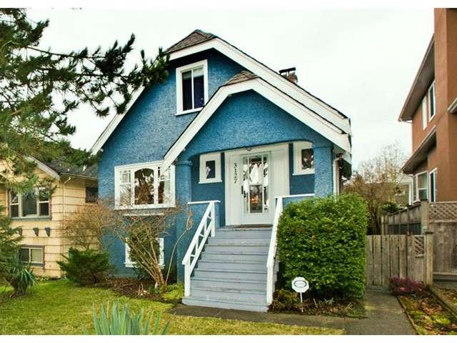 Main Photo: 3127 W 28TH Avenue in Vancouver: MacKenzie Heights House for sale (Vancouver West)  : MLS®# V991789