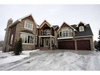 Main Photo: 9040 WENTWORTH Avenue SW in CALGARY: West Springs Residential Detached Single Family for sale (Calgary)  : MLS®# C3563293