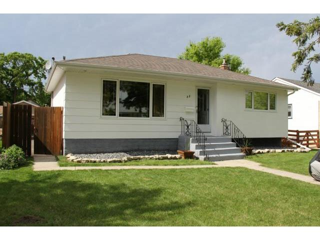 Main Photo: 25 Portland Avenue in WINNIPEG: St Vital Residential for sale (South East Winnipeg)  : MLS® # 1312058