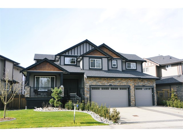 Main Photo: 12491 201ST ST in Maple Ridge: Northwest Maple Ridge House for sale : MLS® # V1017589