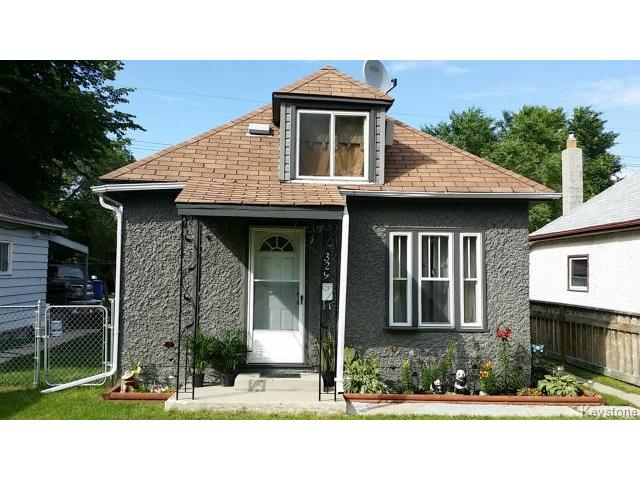 Main Photo: 329 Larsen Avenue in WINNIPEG: East Kildonan Residential for sale (North East Winnipeg)  : MLS®# 1416595