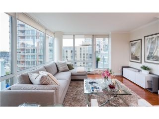 Main Photo: 1005 1500 HORNBY Street in Vancouver: Yaletown Condo  (Vancouver West)  : MLS® # V1129040