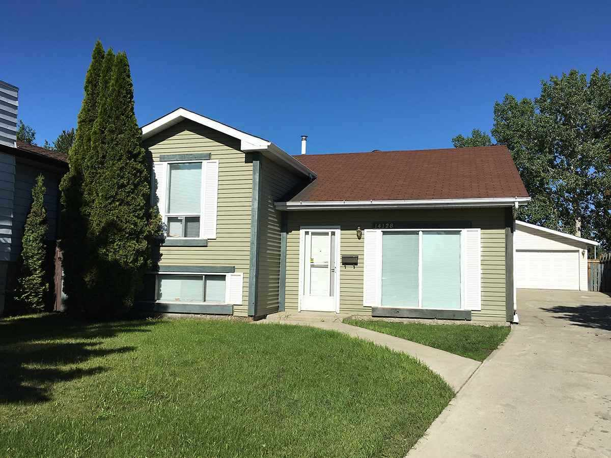 Main Photo: 14128 26 ST NW in Edmonton: Zone 35 House for sale : MLS(r) # E4024255