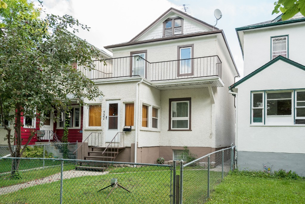 Main Photo: 721 College Avenue in Winnipeg: North End Single Family Detached for sale (4A)  : MLS® # 1623391