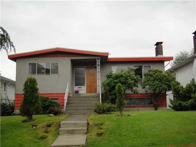 Main Photo: 706 W 66TH AVENUE in Vancouver: Marpole House for sale (Vancouver West)  : MLS® # R2135924