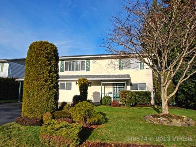 Main Photo: 3692 CALDWELL STREET in NANAIMO: Z4 Uplands House for sale (Zone 4 - Nanaimo)  : MLS® # 348574