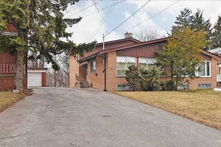 Main Photo: 18 Carscadden Drive in Toronto: Westminster-Branson House (Backsplit 3) for sale (Toronto C07)  : MLS®# C2598786