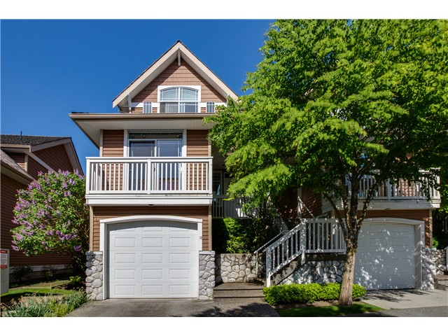 Main Photo: # 12 1506 EAGLE MOUNTAIN DR in Coquitlam: Westwood Plateau Townhouse for sale : MLS®# V1064650