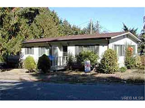 Main Photo: 13 2694 Stautw Road in SAANICHTON: CS Hawthorne Single Family Detached for sale (Central Saanich)  : MLS® # 138099