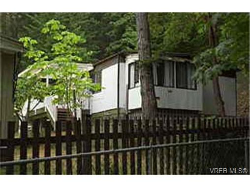 Main Photo: 150 2500 Florence Lake Road in VICTORIA: La Florence Lake Other for sale (Langford)  : MLS® # 157180