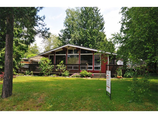 Main Photo: 11808 HAWTHORNE ST in Maple Ridge: Cottonwood MR House for sale : MLS® # V1065265