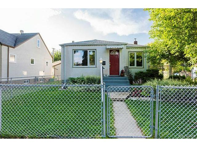 FEATURED LISTING: 127 Ellesmere Avenue WINNIPEG