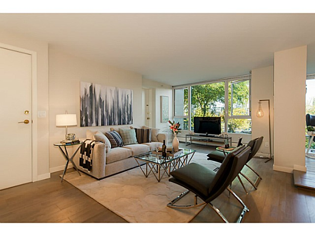 Photo 2: # 202 1388 HOMER ST in Vancouver: Yaletown Condo for sale (Vancouver West)  : MLS® # V1089754