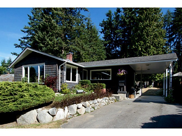Main Photo: 12097 56 AV in Surrey: Panorama Ridge House for sale : MLS®# F1443114