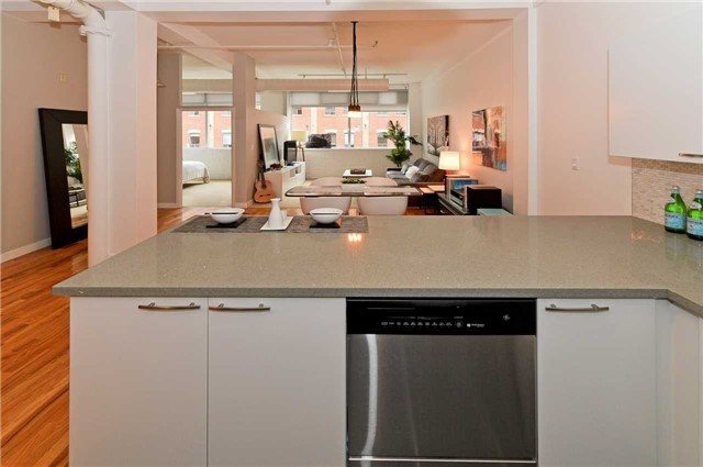Photo 7: 80 Sherbourne St Unit #303 in Toronto: Moss Park Condo for sale (Toronto C08)  : MLS(r) # C3377594