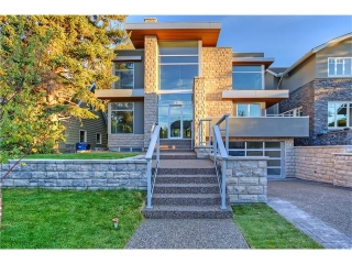 Main Photo: 929 Lansdowne AV SW in Calgary: Elbow Park House for sale : MLS(r) # C4043729