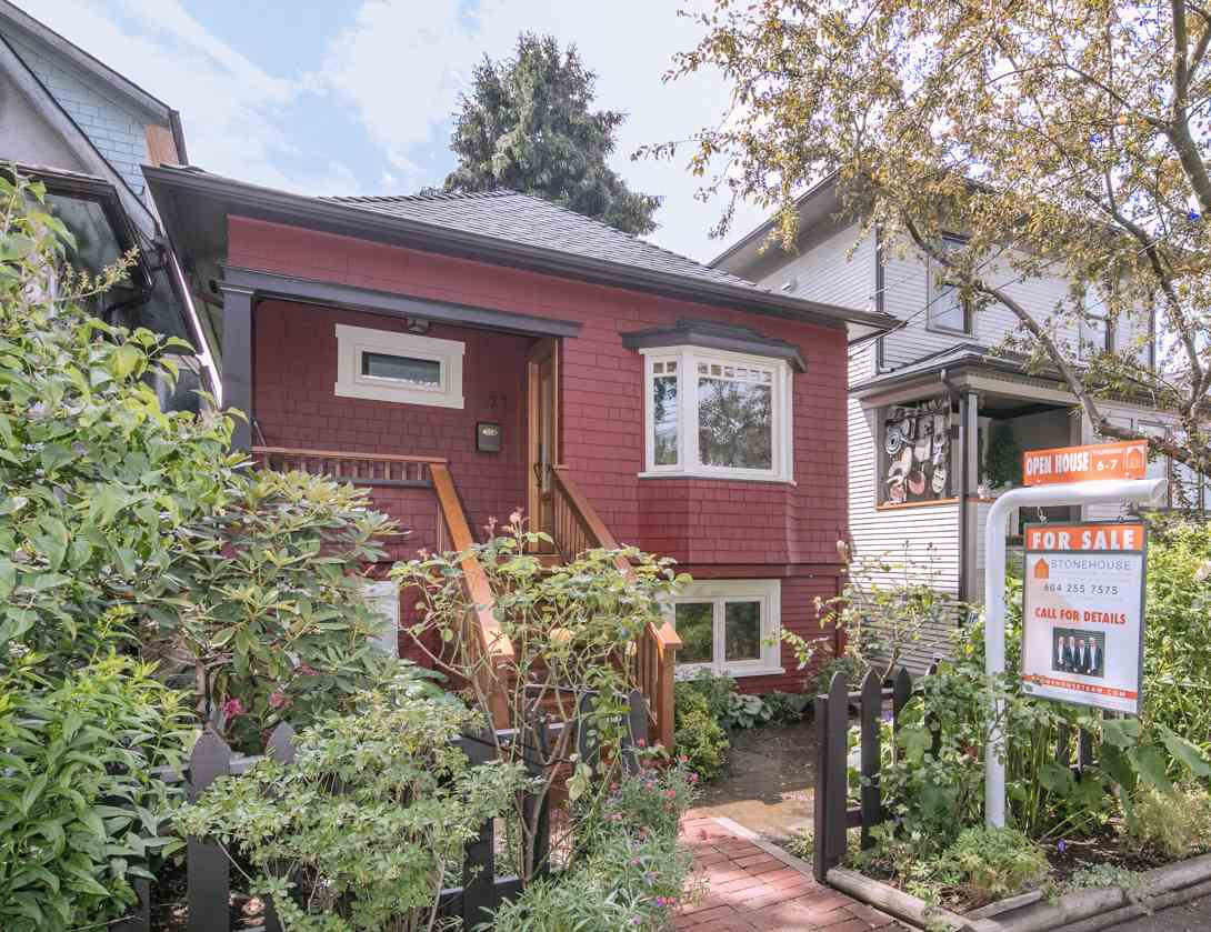 FEATURED LISTING: 1127 SEMLIN Drive Vancouver