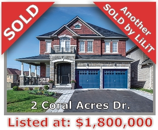 Main Photo: 2 Coral Acres Dr in Vaughan: Patterson Freehold for sale