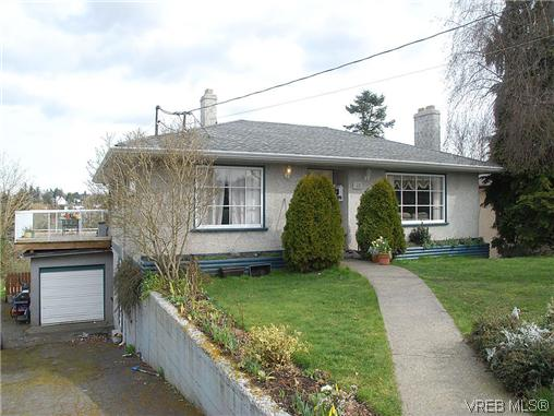 Main Photo: 742 Jasmine Avenue in VICTORIA: SW Marigold Single Family Detached for sale (Saanich West)  : MLS(r) # 306544