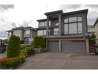 Main Photo: 1560 PURCELL Drive in Coquitlam: Westwood Plateau House for sale : MLS®# V952182