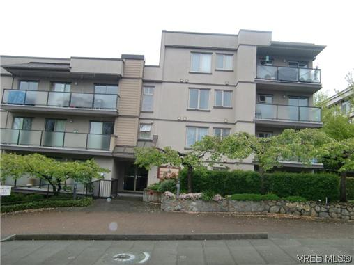 Main Photo: 406 2527 Quadra Street in VICTORIA: Vi Hillside Condo Apartment for sale (Victoria)  : MLS® # 292016