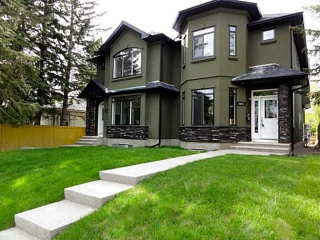 Main Photo: 2023 24 Avenue NW in CALGARY: Banff Trail Attached Home for sale (Calgary)  : MLS(r) # C3571724
