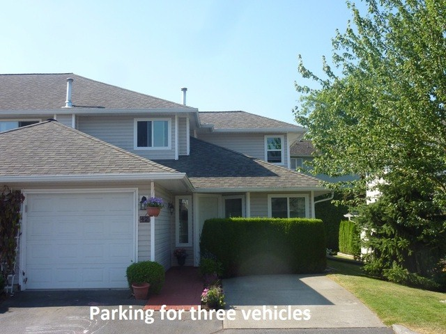 "Main Photo: # 42 21928 48 AV in Langley: Murrayville Townhouse for sale in ""Murrayville Glen"" : MLS®# F1317221"